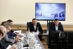 Вениамин Кондратьев обсудил с вице-премьером РФ Максимом Акимовым развитие портовой инфраструктуры Краснодарского края