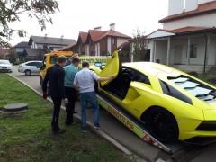 Элитный автопарк жителя Краснодара оказался под арестом из-за долга в 55 млн рублей