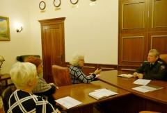 Глава УФССП по Краснодарскому краю провел прием граждан