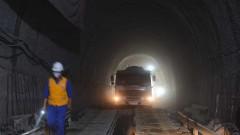 В Китае открыт глубочайший в стране подводный тоннель метро