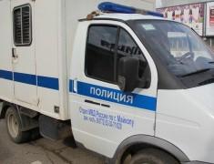 В Майкопе полицейские задержали подозреваемого в краже