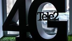 Абоненты Tele2 переходят в сеть 4G
