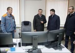 Вениамин Кондратьев оценил реконструкцию одного из крупнейших предприятий Славянского района