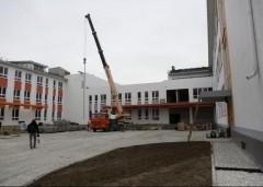 До конца года в Славянске-на-Кубани построят школу на 825 мест