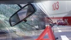 На Кубани при столкновении трех машин погибли три человека, один пострадал