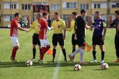 Финальный этап Кубка губернатора по футболу