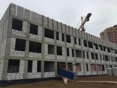 Школа в микрорайоне Московском откроется в следующем учебном году