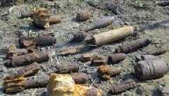 На Кубани обезврежены восемь артиллерийских снарядов времен Великой Отечественной войны