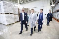 На Кубани запустили производство высокотехнологичных продуктов для пищевой промышленности