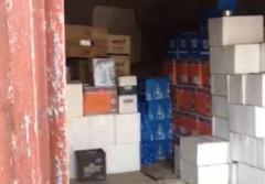 В Новороссийске «накрыли» подпольный цех по производству фальсифицированного алкоголя