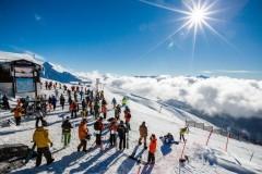 В новогодние каникулы курорты Сочи примут не менее 360 тысяч гостей