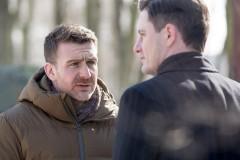 Антон Васильев снялся в новом сезоне остросюжетного детектива «Невский»