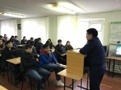 Во Всемирный день ребенка следователи Калмыкии провели ряд мероприятий в образовательных учреждениях