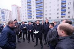 В Краснодаре три литера долгостроя в районе улицы Черкасской введут в эксплуатацию в течение недели