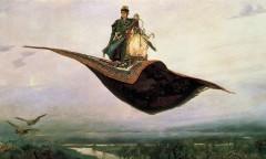 В Ростове состоится благотворительный показ мультимедийной выставки «Васнецов. Русские сказки»