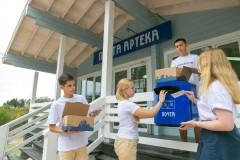 Программа Почты России и Артека «Дверь синего цвета» охватила уже 10 тысяч артековцев
