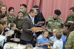 Ставропольские росгвардейцы приняли участие в мероприятии ко Дню матери