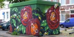 Опрос: Большинство россиян не одобряют граффити