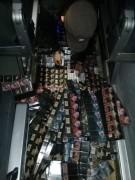 Сочинские пограничники задержали крупную контрабанду сигарет