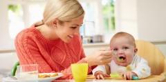Собственное детское питание на Кубани