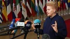 Литва ввела санкции в отношении России