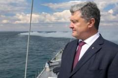 Инцидент в Керченском проливе Порошенко назвал войной