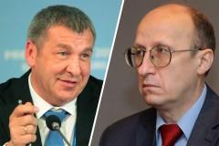 Вице-губернаторы Санкт-Петербурга Игорь Албин и Михаил Мокрецов сложили полномочия