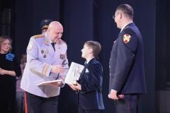 Сын сотрудника Росгвардии завоевал призовое место на Фестивале детской патриотической песни
