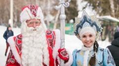 Всероссийский Дед Мороз и НТВ завершают третье путешествие в Москве