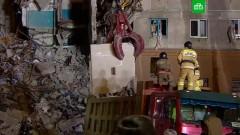 В Магнитогорске из-за угрозы обрушения здания приостановлен разбор завалов