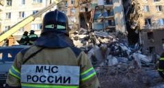 В Магнитогорске из-под завалов дома извлекли живого младенца