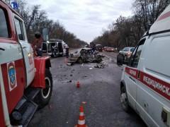 Под Краснодаром при ДТП погибли два человека