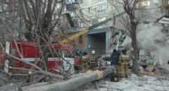 В Магнитогорске опознаны тела 14 погибших при обрушении подъезда многоэтажки