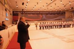 В Невинномысске стартовало Первенство по хоккею