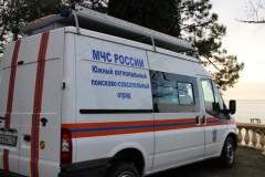 Спасатели помогли врачам скорой добраться до пострадавшего, проживающего в горном селе
