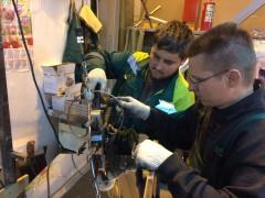 ОНФ организовал производственную практику на металлообрабатывающем предприятии Краснодарского края