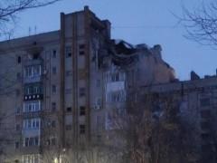 В многоэтажном доме в Шахтах произошел взрыв газа