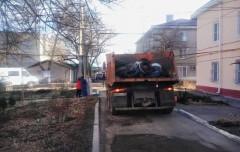 Ещё четыре улицы Невинномысска очистили от покрышек