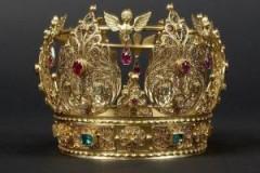 Кража короны шведского короля раскрыта