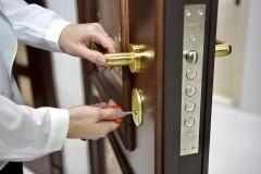 В Ростове раскрыта кража металлической двери в одном из офисов