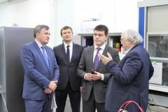 Глава Минобра РФ Михаил Котюков посетил КубГУ