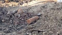 В Невинномысске нашли снаряды времен Великой Отечественной Войны