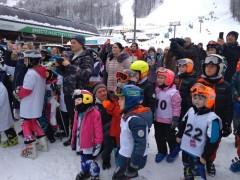 В горах Сочи прошли краевые массовые соревнования «День снега»