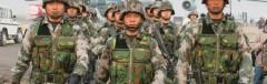 Власти Китая сократили сухопутные войска до минимума