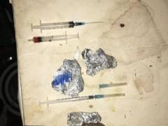 На Дону задержан подозреваемый в незаконном сбыте наркотиков