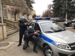 В Кисловодске росгвардейцы пресекли кражу из магазина