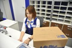 Жители Кубани могут без очереди сдавать предоплаченные посылки