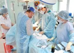 В Ростове-на-Дону впервые проведена трансплантация донорского органа подростку