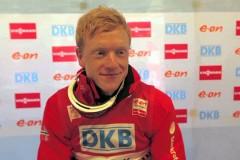 Норвежец Йоханнес Бё выиграл спринт на этапе Кубка мира по биатлону