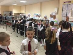 Светлана Бессараб: Кубанским школьникам голодные обмороки не грозят